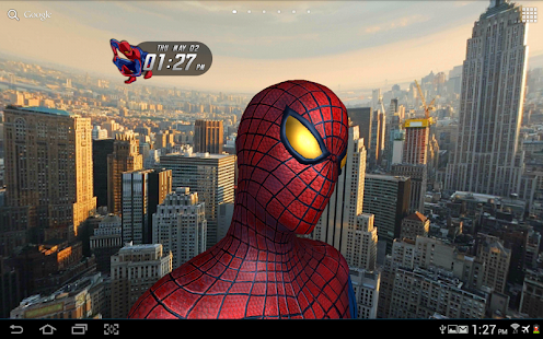 Spider-Man Ultimate Unlock LWP - screenshot thumbnail