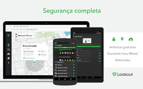 Grátis Antivirus & Segurança - screenshot thumbnail