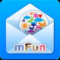 Photo Card! mFun-happy new year,2018 icon