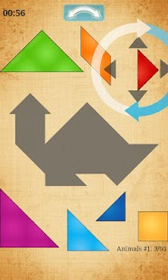 Tangram HD- screenshot thumbnail