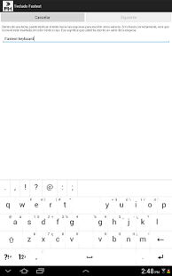 Fastest Keyboard Customizable- screenshot thumbnail