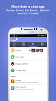 Screenshot of Shabik