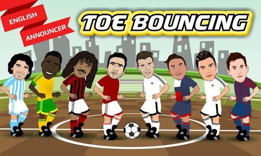 Toe Bouncing