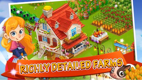 Happy Farm:Candy Day Screenshot 5