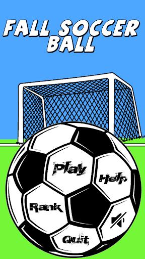 Fall Soccer Ball