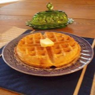 Beer Batter Waffles Recipe