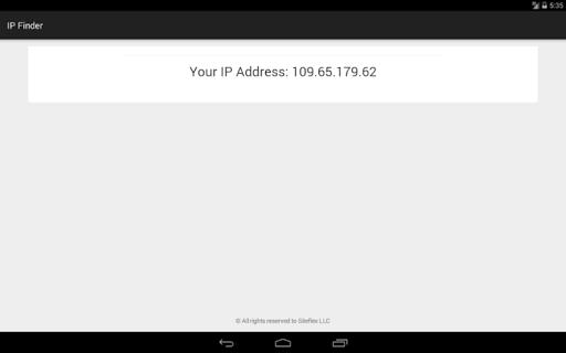 Find IP Address  screenshots 2