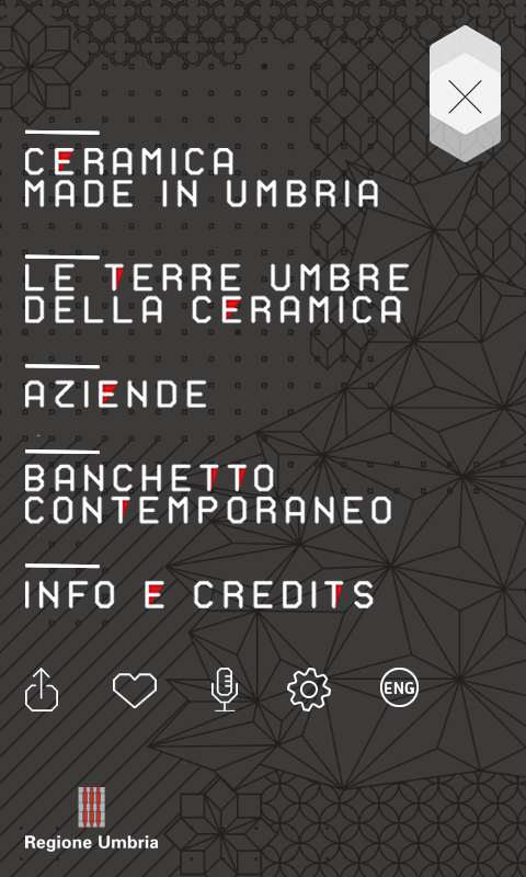 Ceramica Made in Umbria- screenshot
