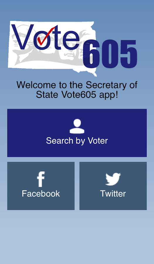 Vote605- screenshot