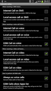 Phone2Phone Internet Calling- screenshot thumbnail