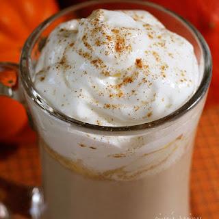 Skinny Pumpkin Spiced Latte