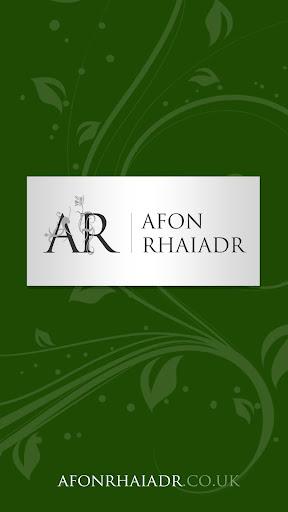 Afon Rhaiadr Go Fish