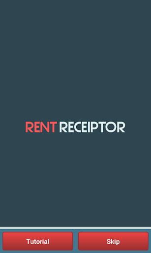 Rent Receiptor