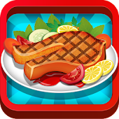 Fish Cooking Kitchen Game