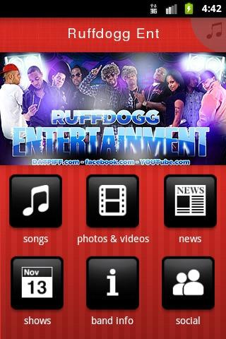 Ruffdogg Ent - screenshot