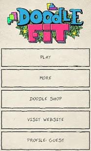 Doodle Fit FREE- screenshot thumbnail