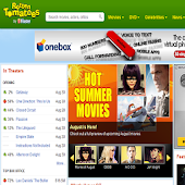 Rotten Tomatoes Web App