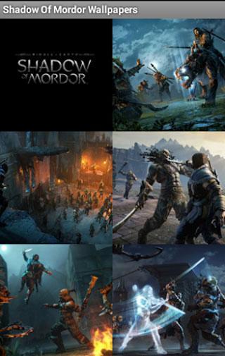 【免費攝影App】Sombras de Mordor Wallpapers-APP點子