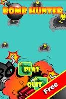 Screenshot of BombHunter