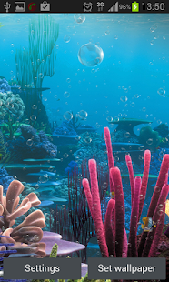 Under the Sea Live Wallpaper 2