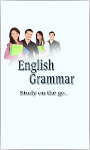 English Grammar Book Screenshot