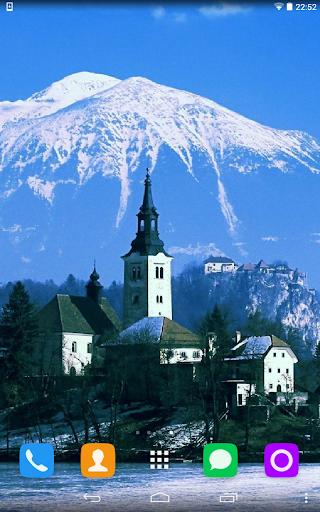 Alps Live Wallpaper