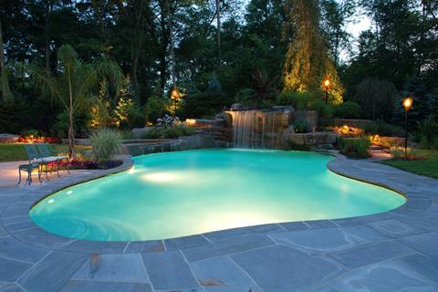 Pool Design Ideas screenshot