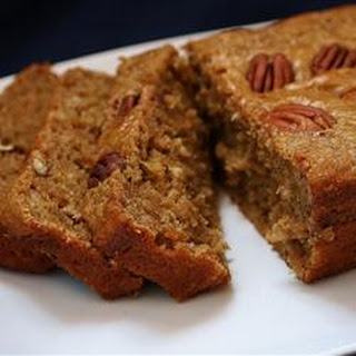 Peachie Peach Pecan Nut Bread