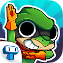 Change Man - Super Hero Game icon