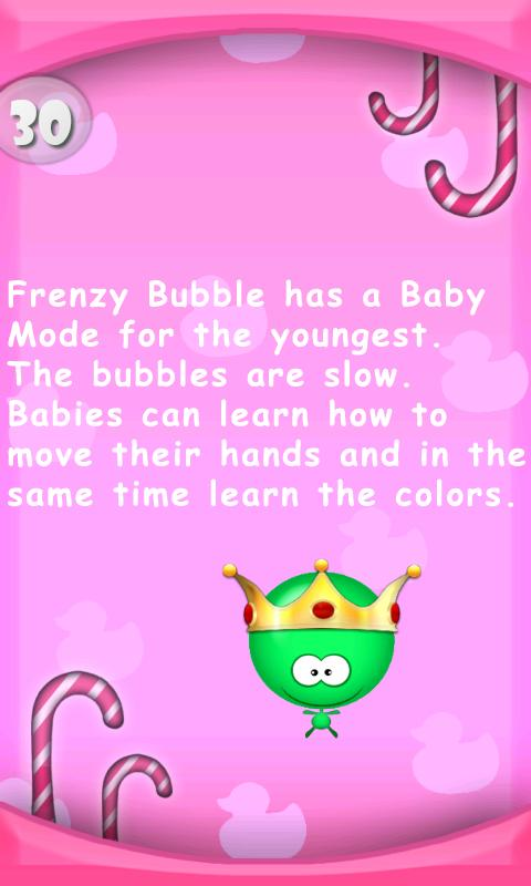 Bubble Frenzy - screenshot