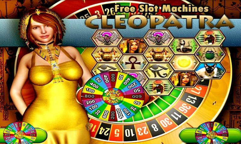 play slot machines free online cleopatra bilder