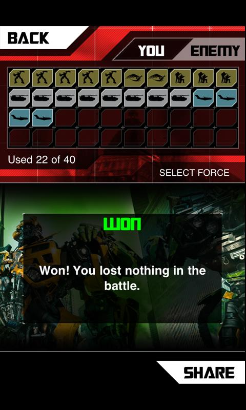 TF3 Battle Zone- screenshot