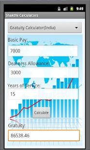 Finance Calculators- screenshot thumbnail