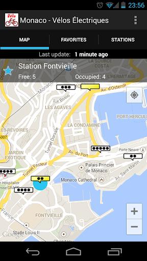 免費下載交通運輸APP|Monaco - Vélos Électriques app開箱文|APP開箱王