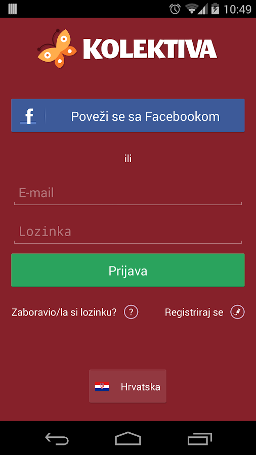 Kolektiva - screenshot