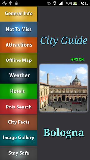 Bologna Offline Travel Guide