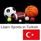 Erfahren Sie Sport in Türkisch icon