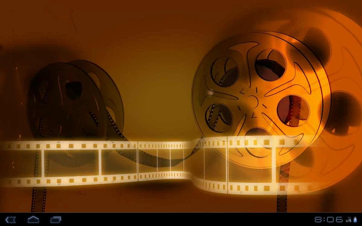 Movie Reel Wallpapers | Joy Studio Design Gallery - Best ...