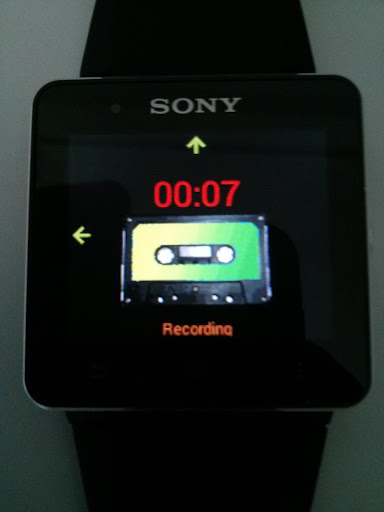 Spy for SmartWatch 2