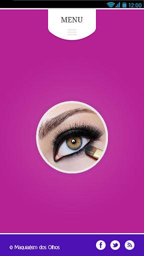 Maquiagem dos Olhos 1.0 screenshots 1