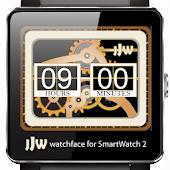 JJW Digital Gears Watchface 1