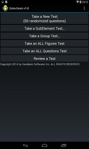 HAM Element 4 Extra Exam v1
