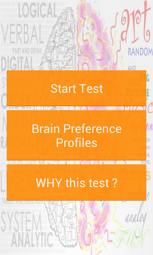 Right or Left Brain Test