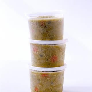 Vegetarian Split-Pea Soup.
