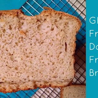 Gluten Free Dairy Free Sandwich Loaf