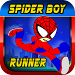 Amazing Spider Boy Runner