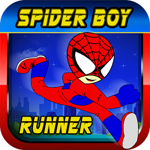 Amazing Spider Boy Runner for Android