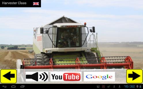 Auta pro děti, zemědělství - náhled