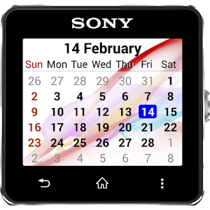 Calendar for SmartWatch Icon