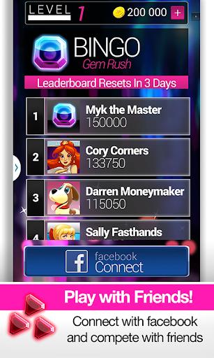 Bingo Gem Rush Free Bingo Game screenshot 6